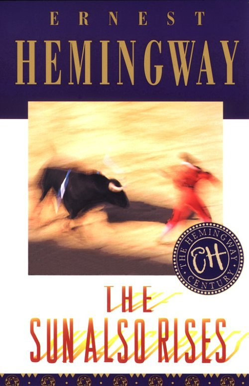 the lives of the lost generation in the novel the sun also rises by ernest hemingway